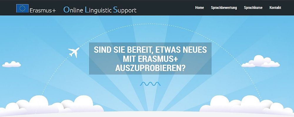 Online Linguistic Support